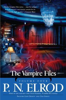 The Vampire Files, Volume Four