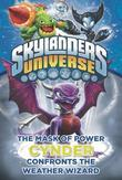Mask of Power: Cynder Confronts the Weather Wizard #5