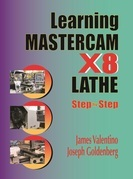 Learning Mastercam X8 Lathe 2D Step by Step