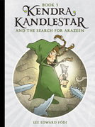 Kendra Kandlestar and the Search for Arazeen