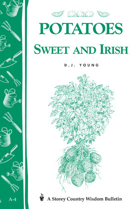 Potatoes, Sweet and Irish: Storey's Country Wisdom Bulletin A-04