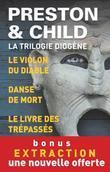 Trilogie Diogène. Édition limitée. 3 enquêtes de l'inspecteur Pendergast + 1 nouvelle offerte