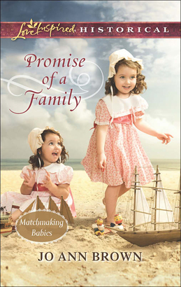 Promise of a Family (Mills & Boon Love Inspired Historical) (Matchmaking Babies, Book 1)