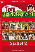 Toni der Hüttenwirt Staffel 2 - Heimatroman