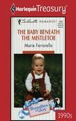 Baby Beneath the Mistletoe