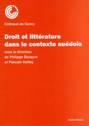 Droit et littérature dans le contexte suédois