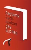 Reclams Sachlexikon des Buches