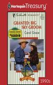 Granted: Big Sky Groom