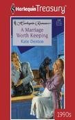 Marriage Worth Keeping