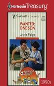 Wanted: One Son