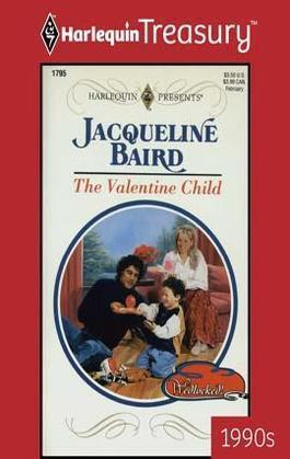 Jacqueline Baird - Valentine Child
