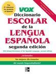 VOX Diccionario Escolar, 2nd Edition