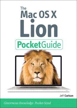 Mac OS X Lion Pocket Guide