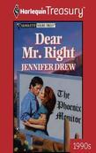 Dear Mr. Right