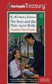 Boss and the Plain Jayne Bride