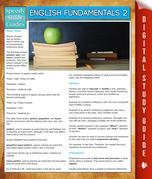 English Fundamentals 2 (Speedy Study Guides)