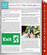 Disaster Preparedness (Speedy Study Guides)