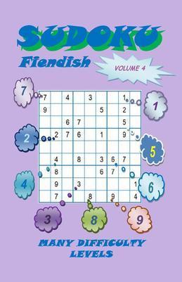 Sudoku Fiensidh, Volume 4