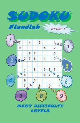 Sudoku Fiendish, Volume 1