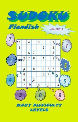 Sudoku Fiendish, Volume 3