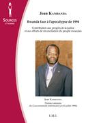 Rwanda face à l'apocalypse de 1994