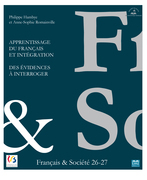 Apprentissage du français et Intégration