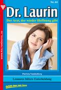 Dr. Laurin 44 - Arztroman