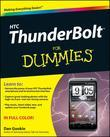 HTC ThunderBolt For Dummies<sup>®</sup>