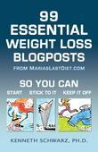 99 ESSENTIAL WEIGHT LOSS BLOGPOSTS