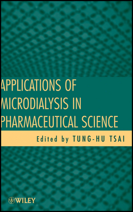 Applications of Microdialysis in Pharmaceutical Science