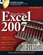 Excel 2007 Bible