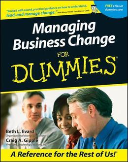 Managing Business Change For Dummies