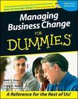 Managing Business Change For Dummies®
