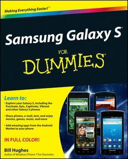 Samsung Galaxy S for Dummies