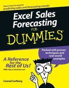 Excel Sales Forecasting For Dummies