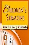 Just in time! Children's Sermons
