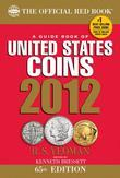 The Official Red Book: A Guidebook of United States Coins 2012