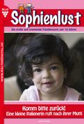 Sophienlust 42 - Liebesroman