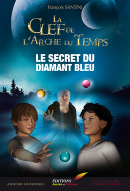 Le secret du diamant bleu