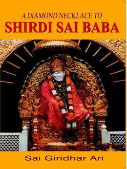 A Diamond Necklace to Shirdi Sai Baba