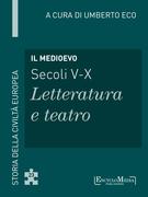 Il Medioevo (secoli V-X) - Letteratura e teatro (23)