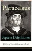 Septem Defensiones (Sieben Verteidigungsreden) - Vollständige Ausgabe