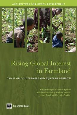 Rising Global Interest in Farmland