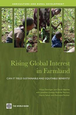 Rising Global Interest in Farmland