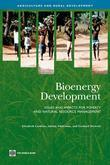 Bioenergy Development
