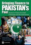 Bringing Finance to Pakistan's Poor