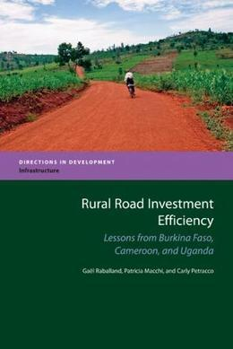 Rural Road Investment Efficiency
