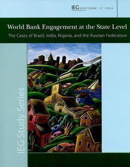 World Bank Engagement at the State Level