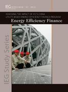 Energy Efficiency Finance