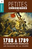 Petites Chroniques #9 : La Révolution française — 1788 à 1789, les raisons de la colère